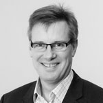 Shayne Hunter, Deputy Director-General Data and Digital, Ministry of Health New Zealand bw